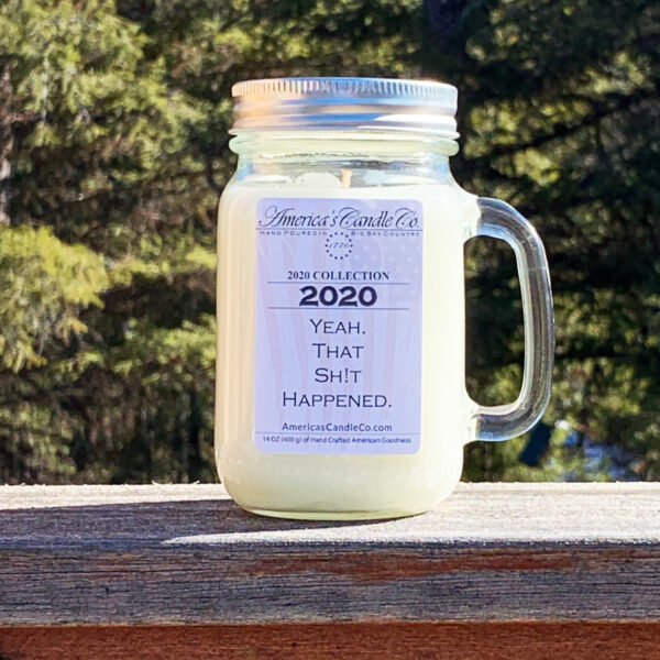 Americas Candle Company 2020 Collection candle