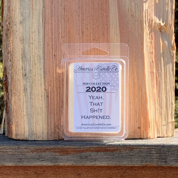 Americas Candle Company 2020 Collection melt